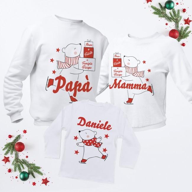 Felpa di Coppia -  King e Queen