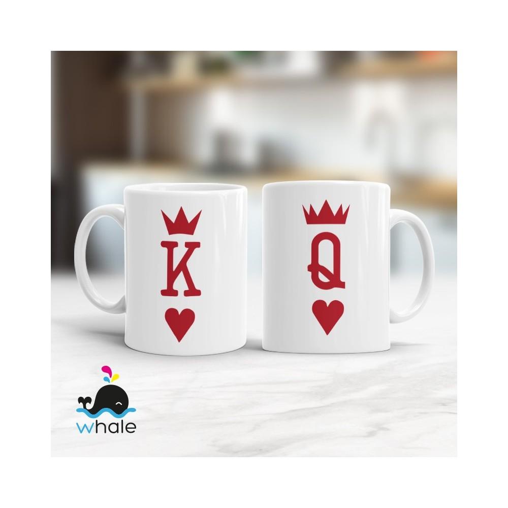 Cover di Coppia - King & Queen