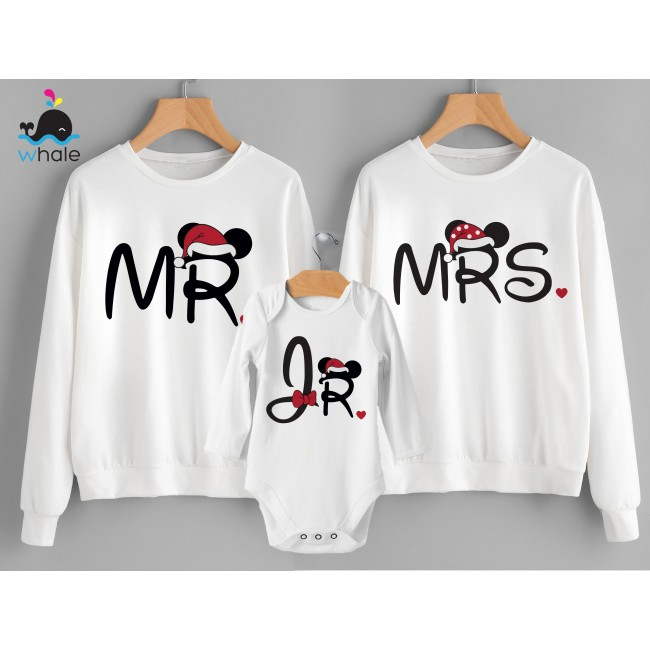 T-shirts Mrs.  Mr. and Miss Disney
