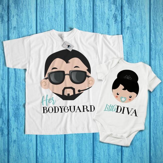 T-shirts di Coppia - La Distanza