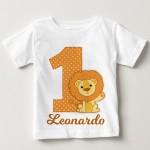 T-shirt Compleanno della Principessa