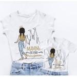T-shirt 1° Compleanno Tema Principessa