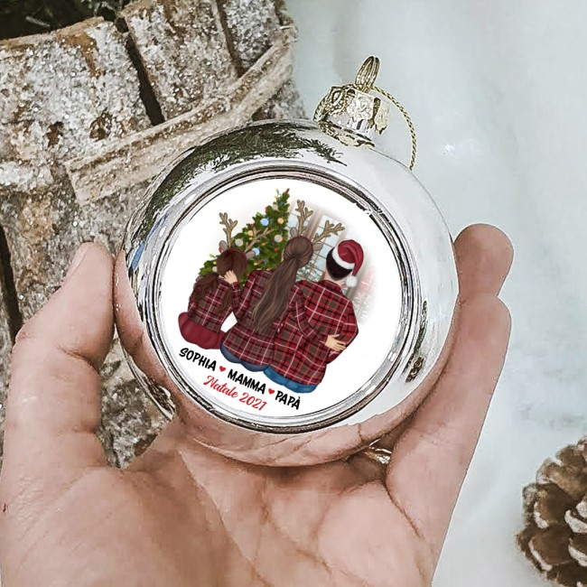 Bodino Neonato Natale- Little Miss Christmas