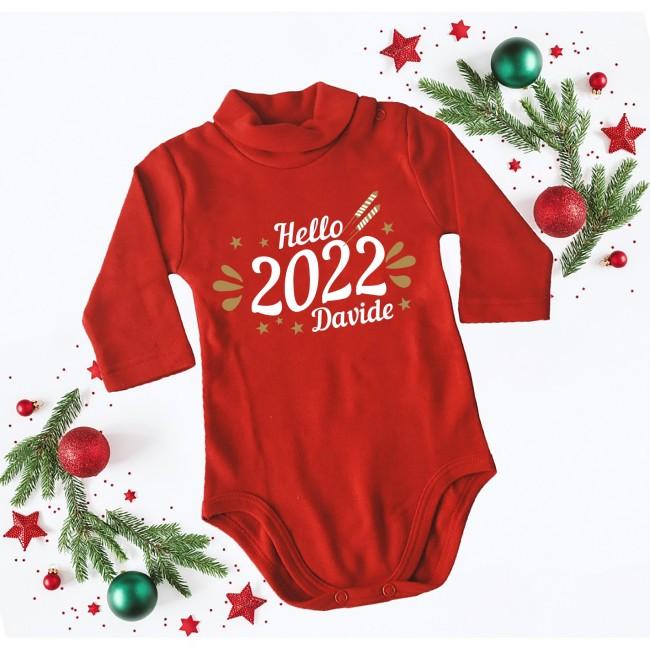 Tutina Neonato Baby Santa Claus (Girl)