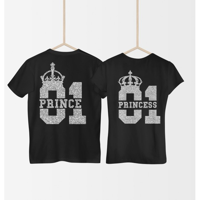 Coppia di Plaid - Her King e His Queen