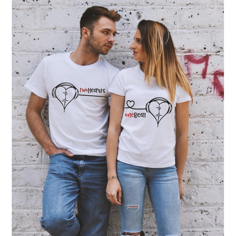 tshirts di Coppia - King e Queen