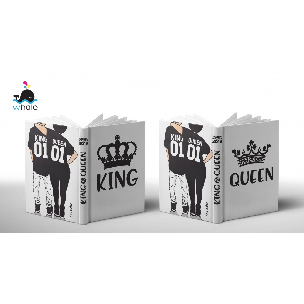 Cover King & Queen Crowns