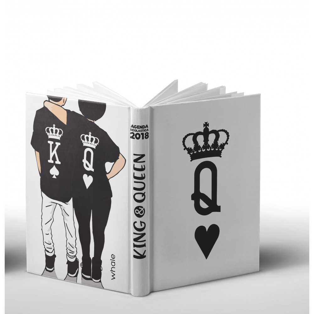 Cover King & Queen Poker